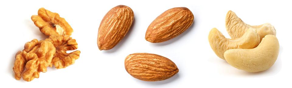 Walnut Almond Cashew Trilogy Butter (8oz)
