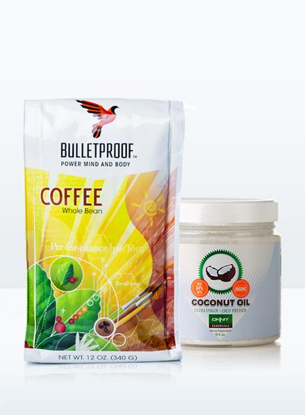 Bulletproof Upgraded Coffee Kit
